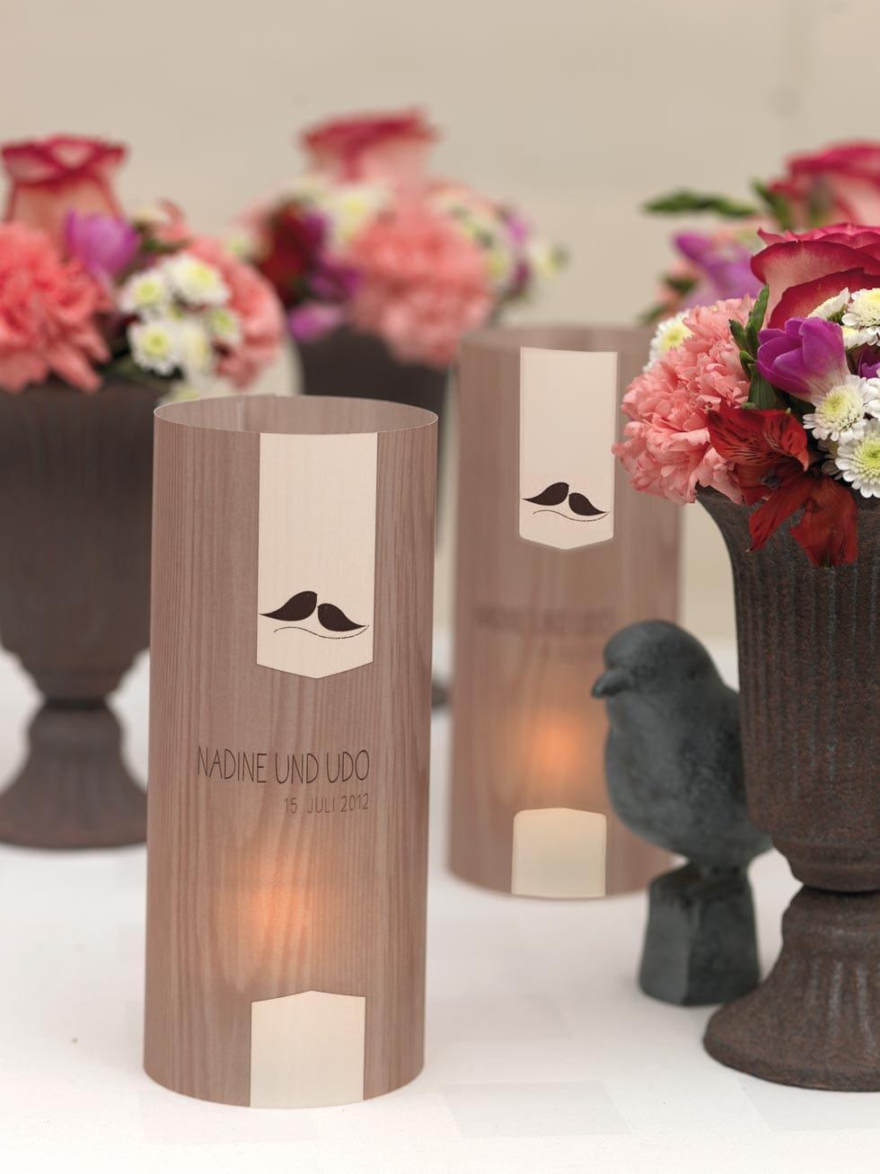 Elegante Tischdeko Fur Eure Hochzeit In Der Scheune