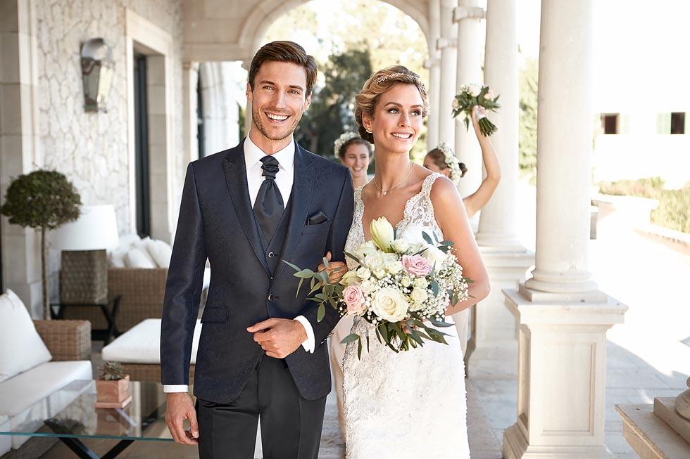 Hochzeitsanzug von Wilvorst klassisch