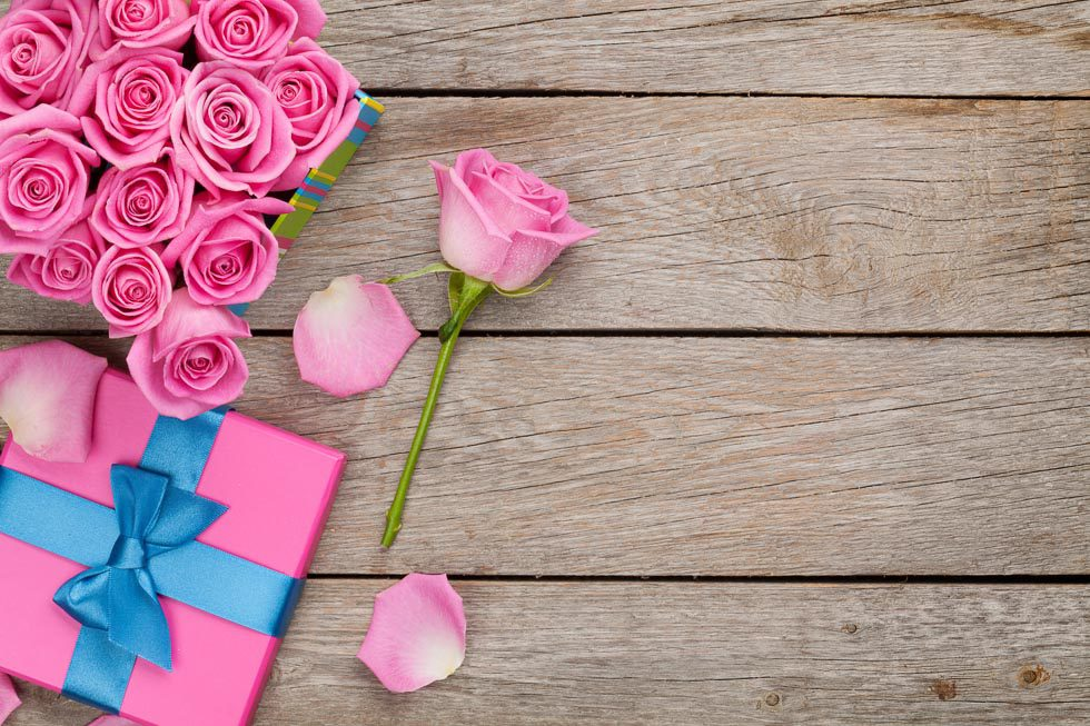 10 Hochzeitstag Rosenhochzeit Bedeutung Geschenkideen