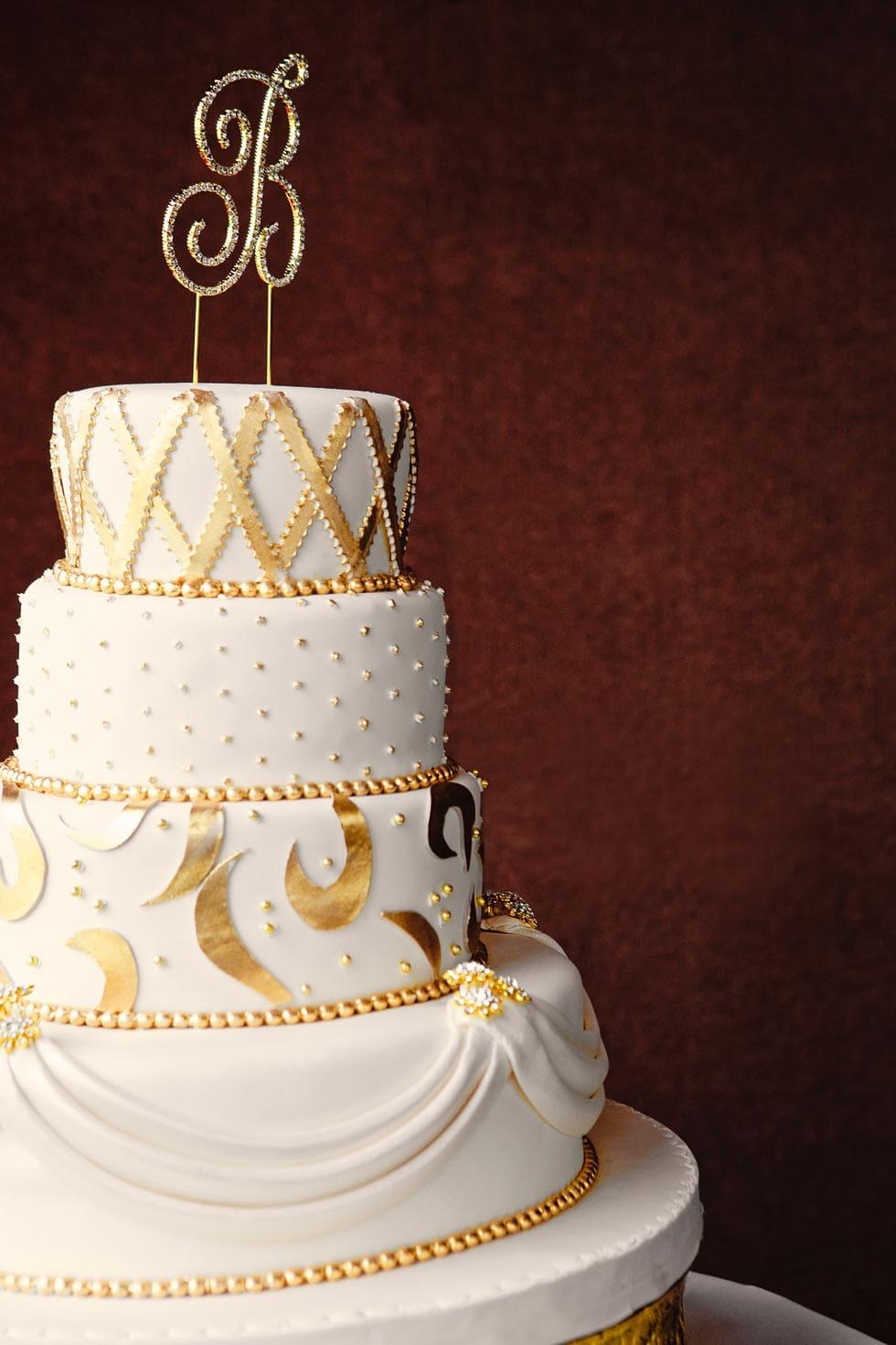 Hochzeitstorte 5-stöckig