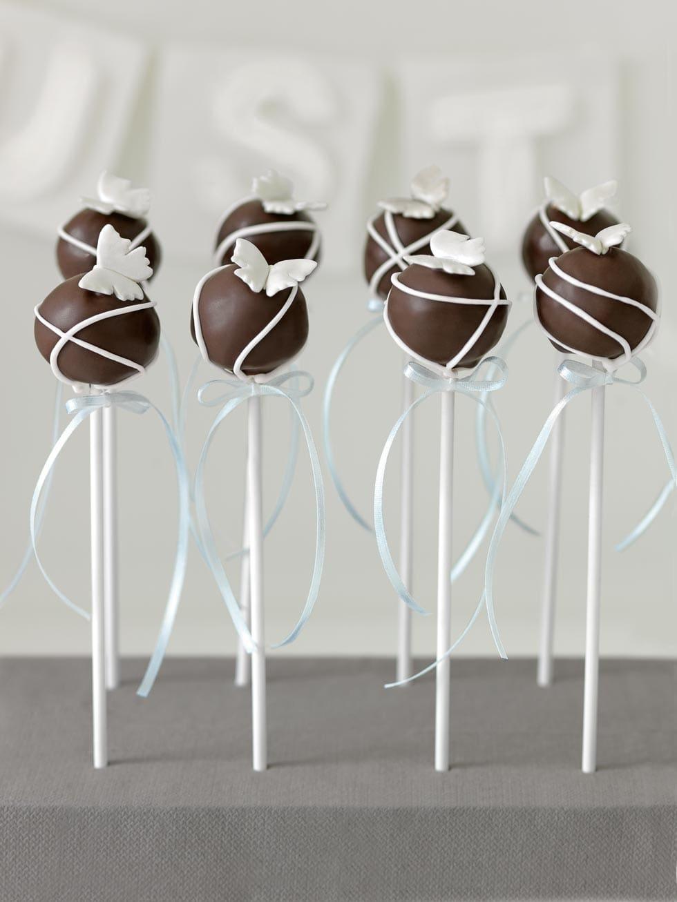 Hochzeit Cake-Pops