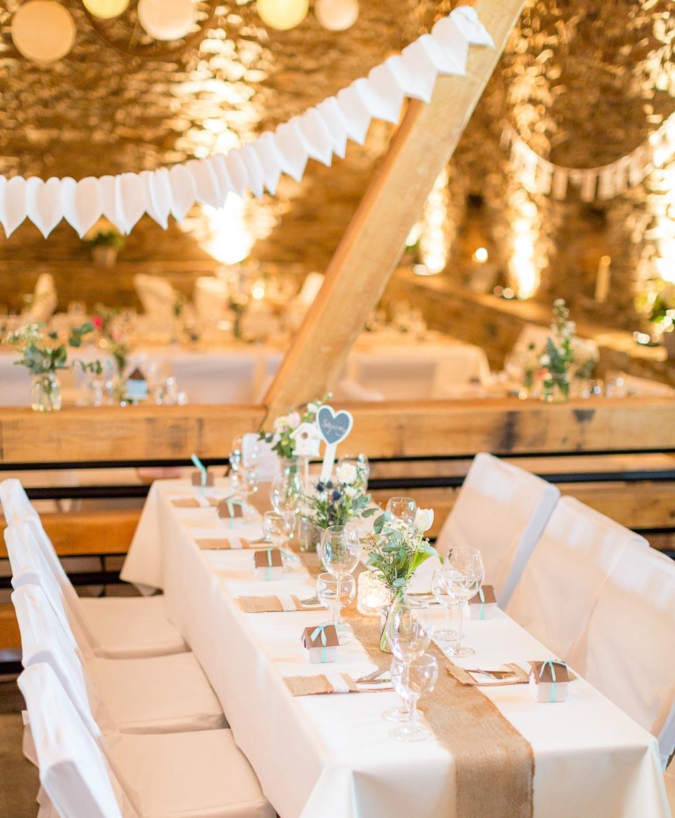Hochzeitslocation Dekorieren So Wird Sie Zum Highlight