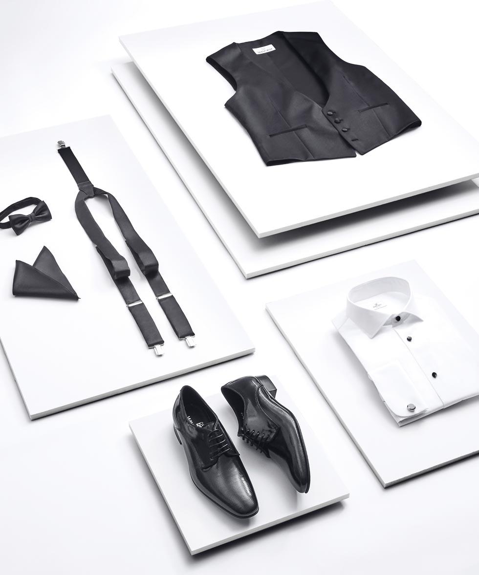 Accessoires Bräutigam Outfit