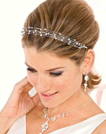 Brautfrisuren Für Kurze Haare