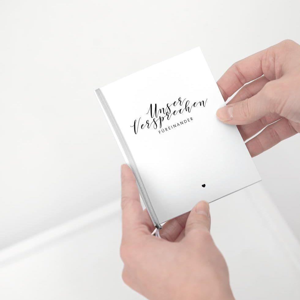Treueversprechen-Booklet