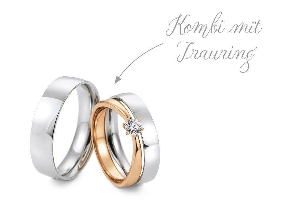 Verlobungsringe rosegold