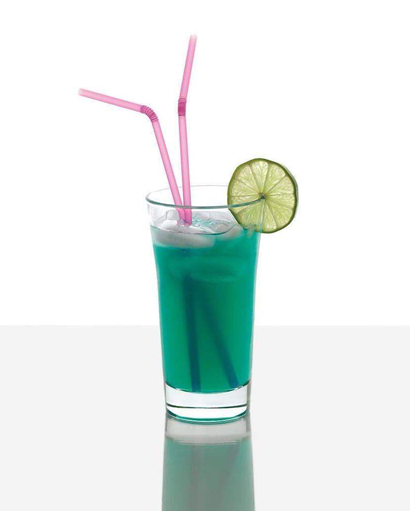 Turquoise Cocktail Rezept