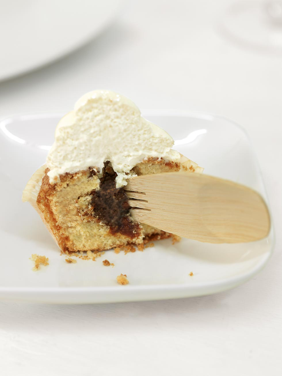 Desserytable Mamormuffin