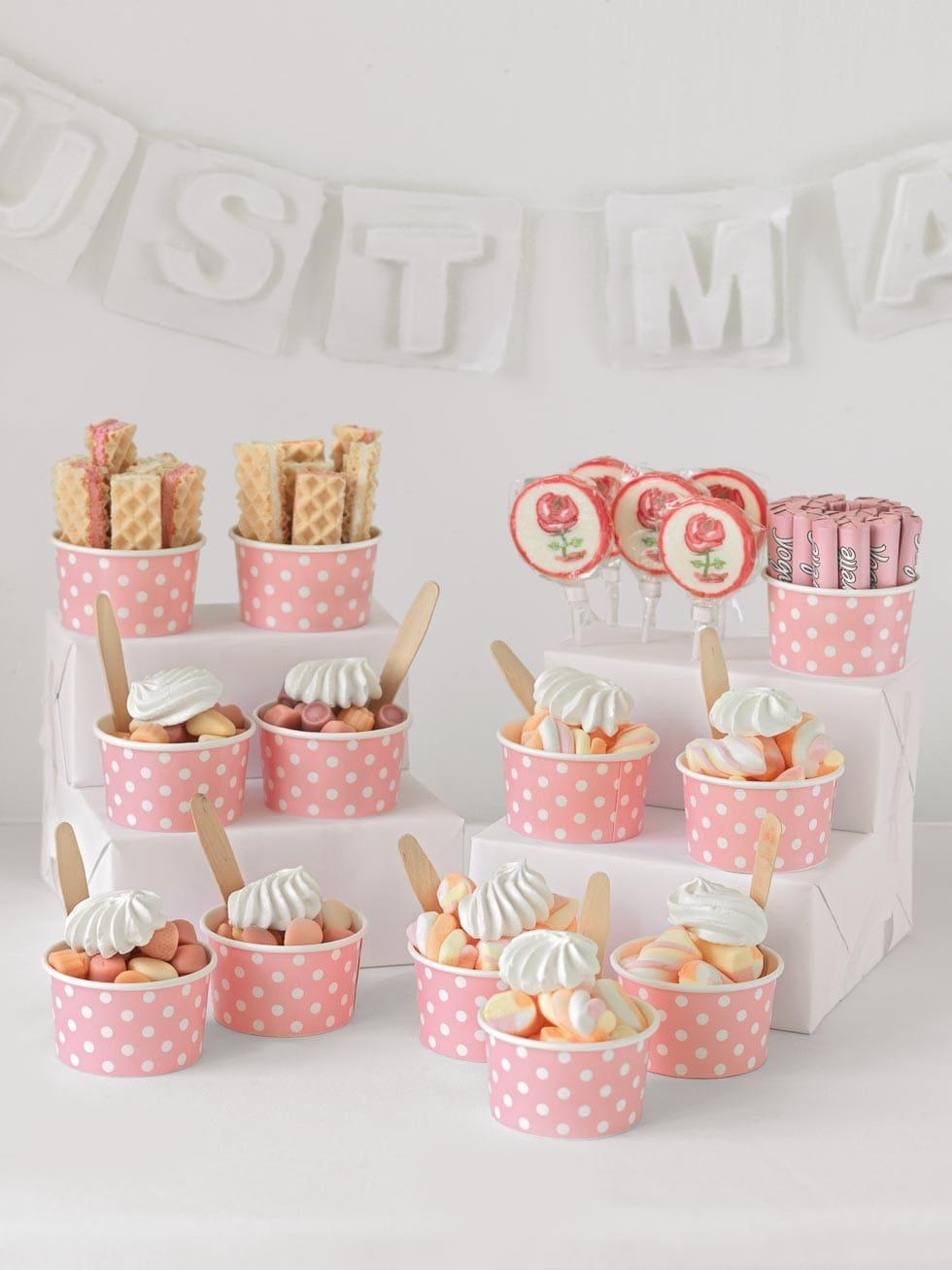 Candybar süße Snacks