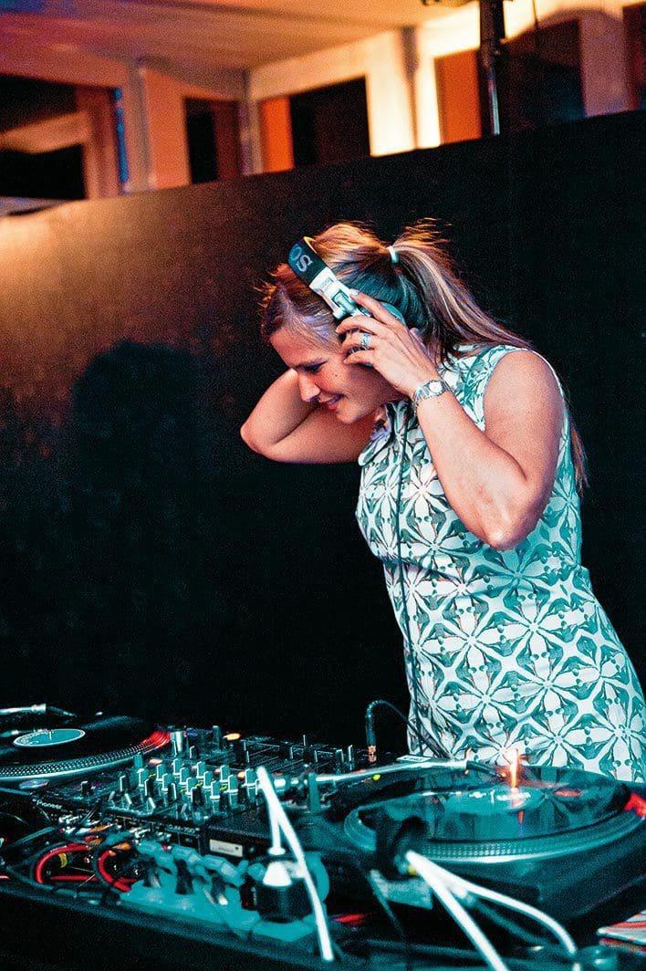 Hochzeits-DJ   Foto:  Jochen Weinand