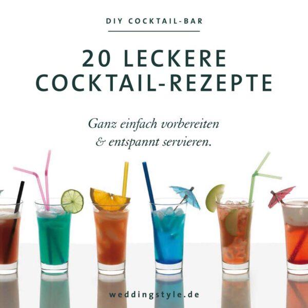 Rezeptesammlung Cocktails