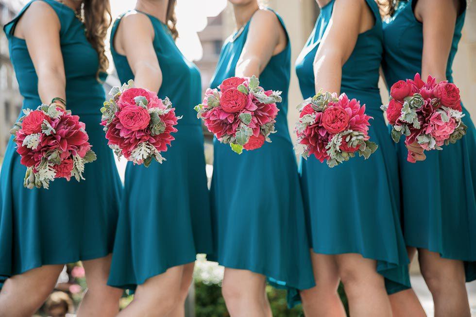 Sind Sie Nur Schmückendes Beiwerk Oder Erfüllen Sie Auch Bestimmte Aufgaben  Während Der Vorbereitung, Der Trauung Und Beim Hochzeitsfest?