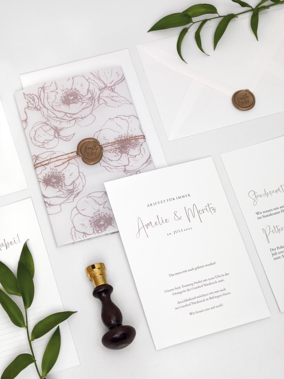 Hochzeitseinladung text schreiben