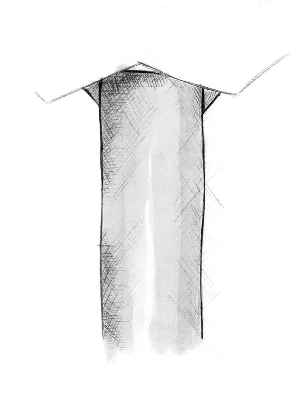 Krawatte binden cooler Knoten