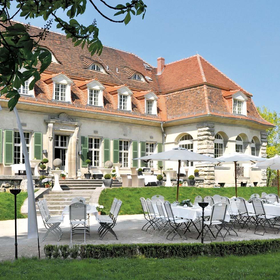 Hochzeitslocation Schloss Kartzow