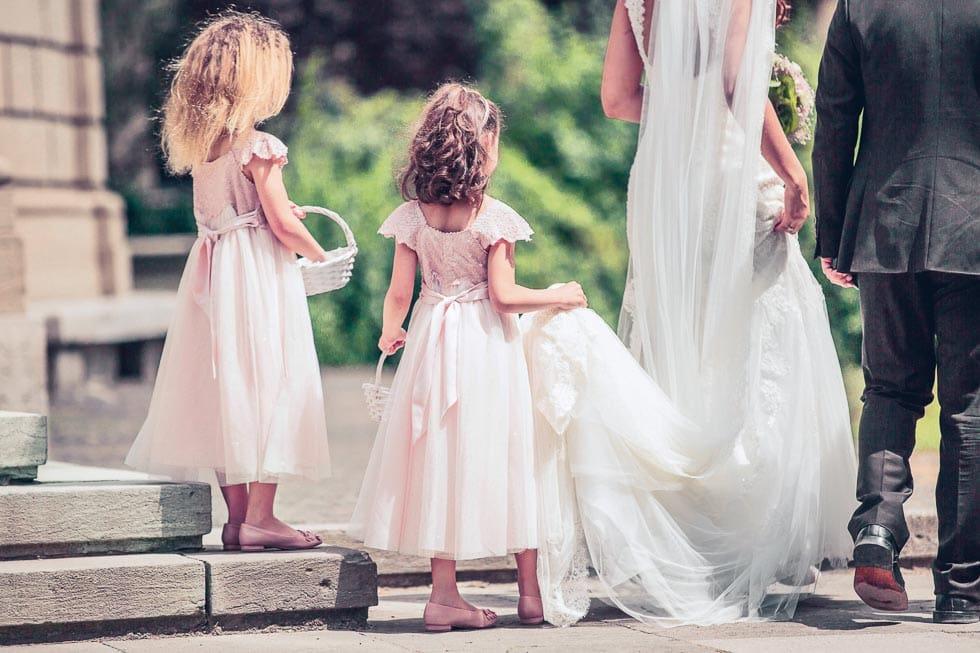 Aufgaben Der Blumenkinder Bei Der Hochzeit