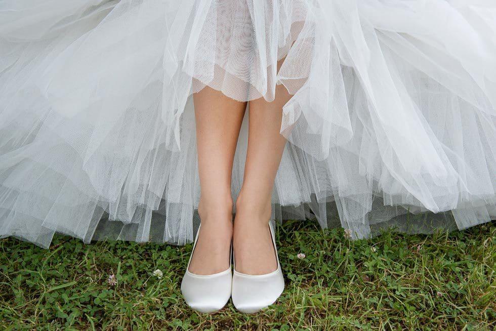 Brautschuhe von Rainbow Club