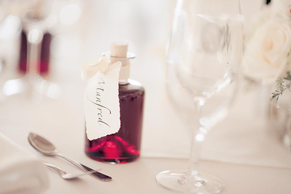 Gastgeschenke Hochzeitslikör