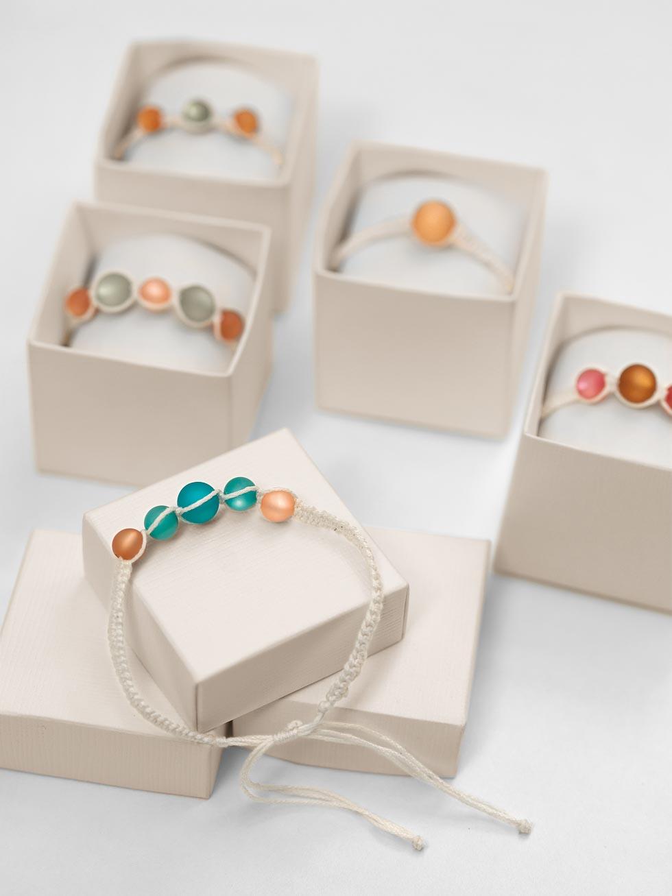 Gastgeschenke DIY Armbänder