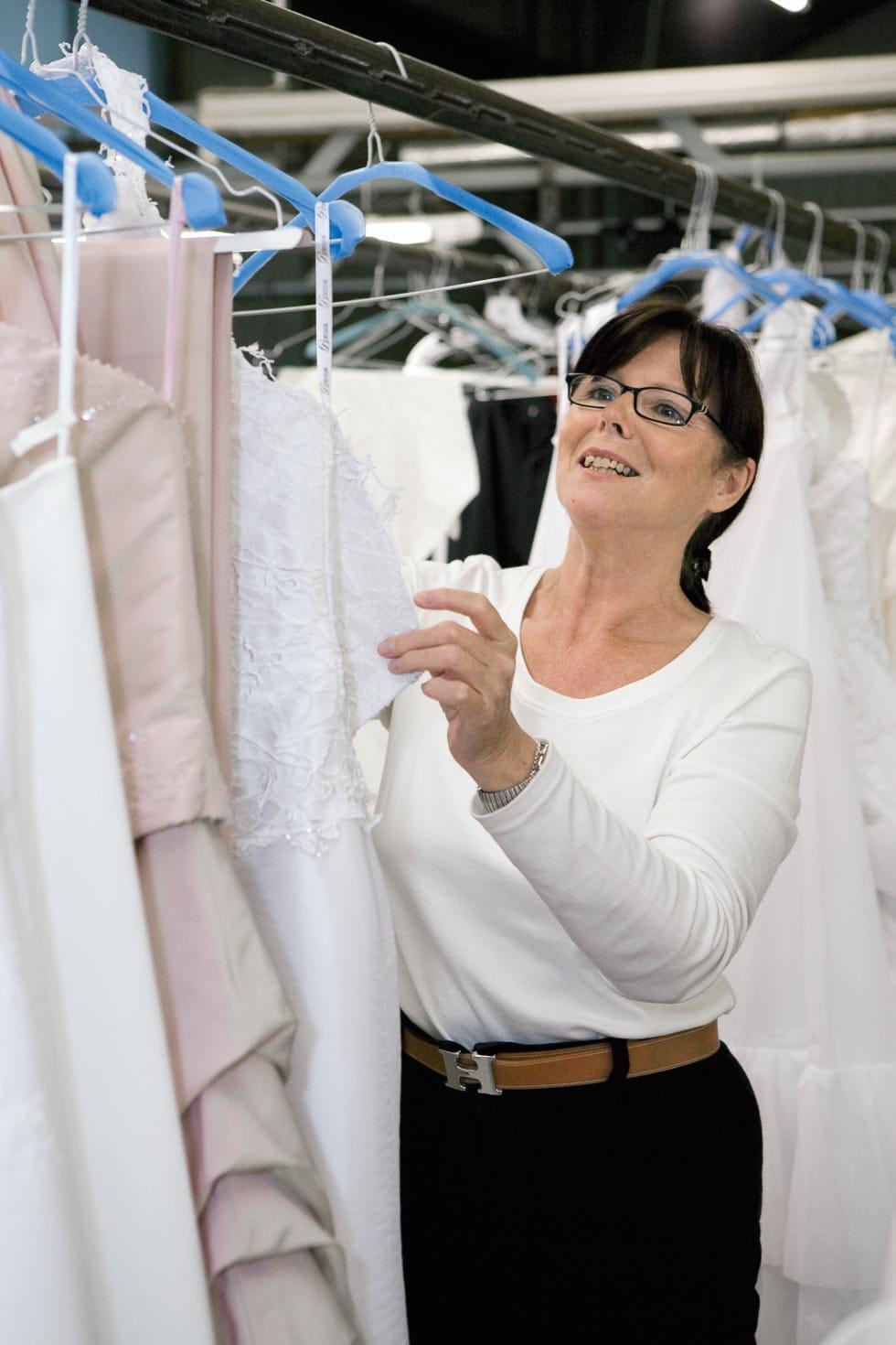 Brautkleid Reinigung
