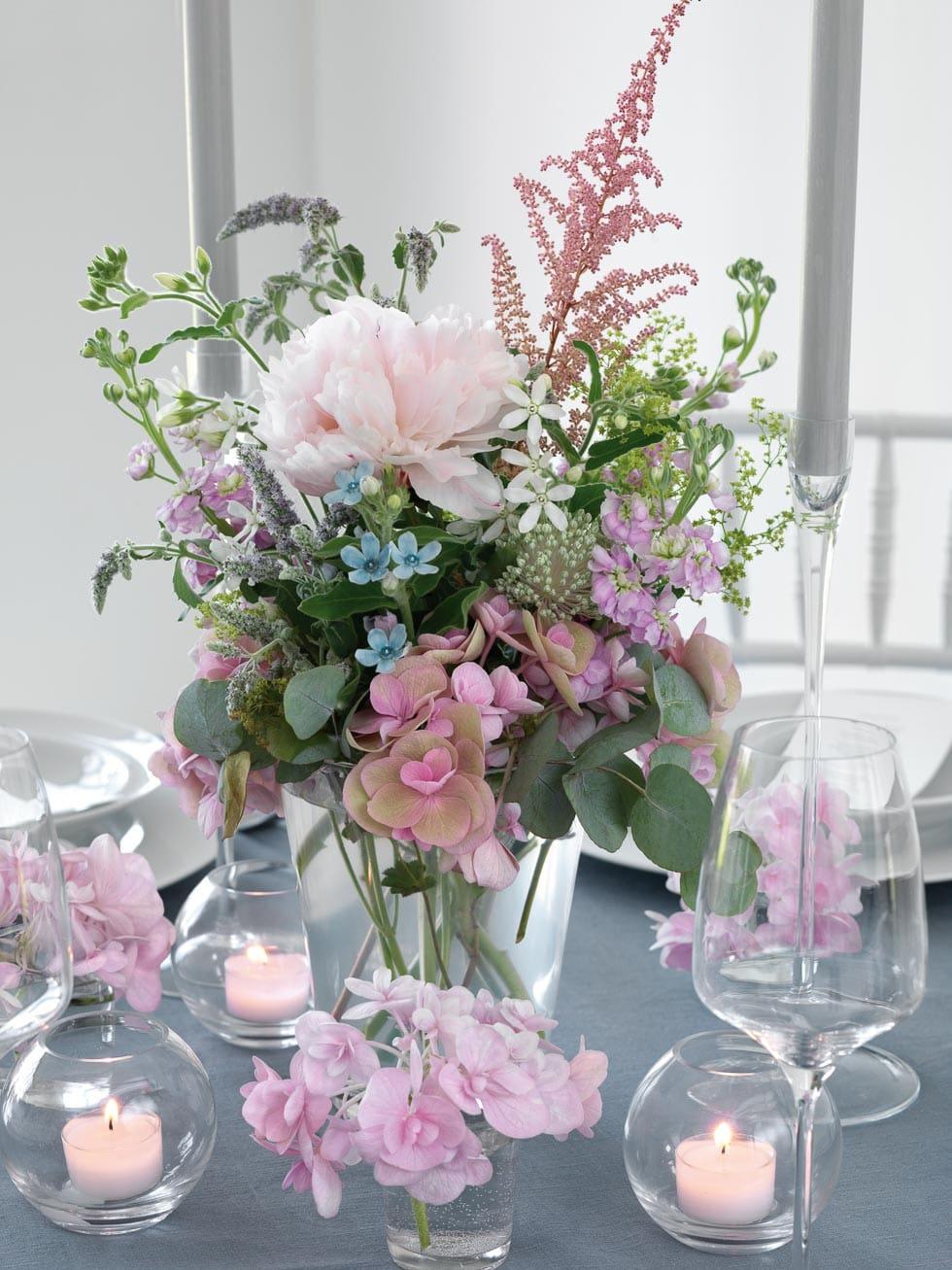 Tischdekoration Fur Die Hochzeit Uber 250 Inspirationen