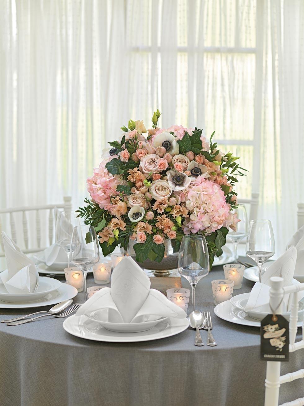 Tischdekoration Hochzeit Planen Mit Weddingstyle