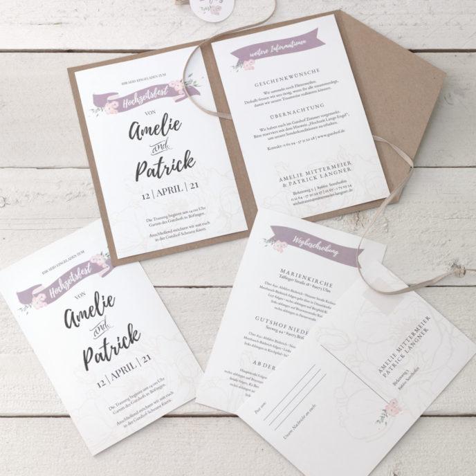 Hochzeitseinladungen Texte Ideen Und Alle Infos