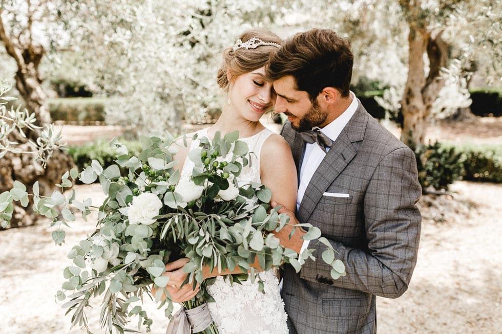 Hochzeitsanzug klassisch