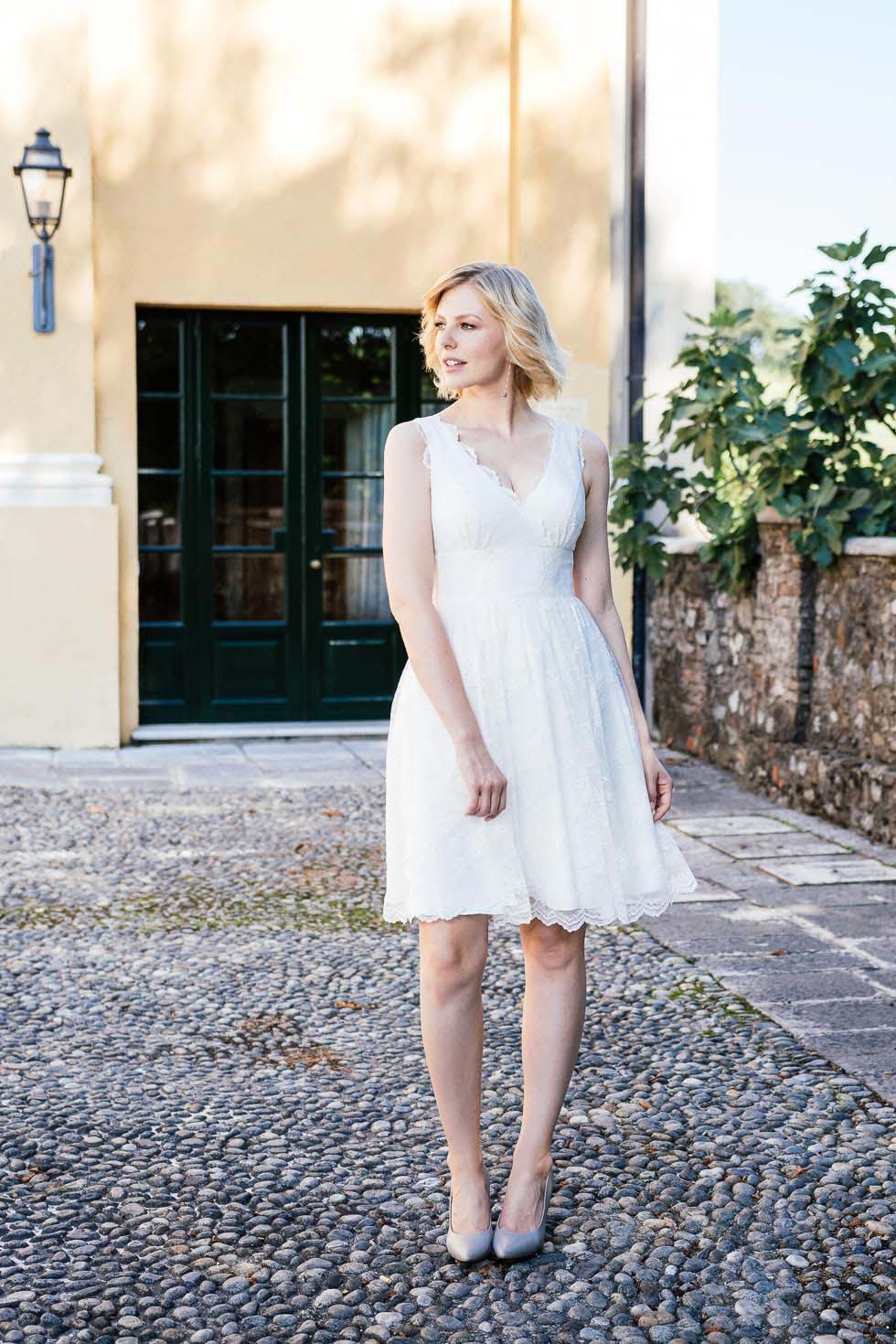 Küss die Braut Brautkleider Sanna