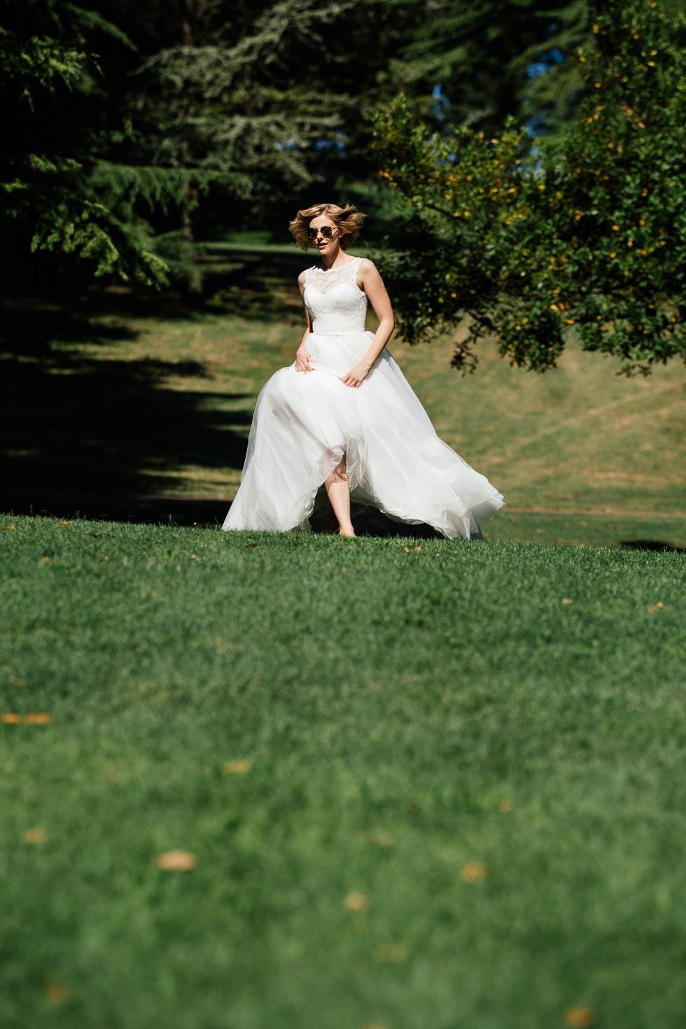 Küss die Braut Brautkleider Xenja