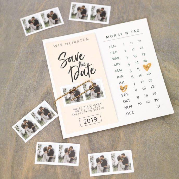 Save-the-Date – Hochzeit planen mit weddingstyle