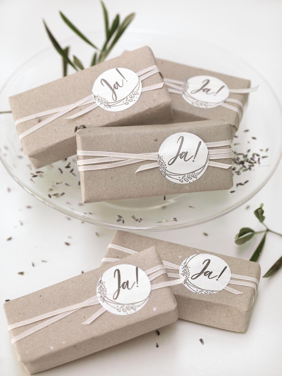 Aufkleber Hochzeit Stempelset Hochzeit