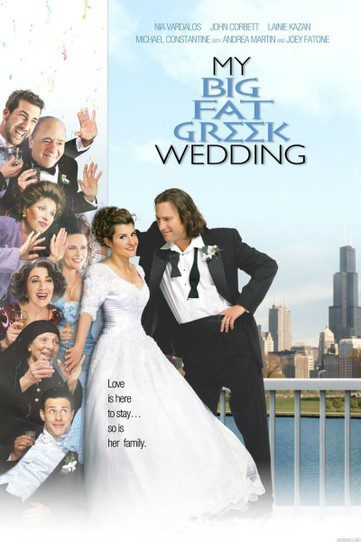 Hochzeitsfilme My big fat greek wedding