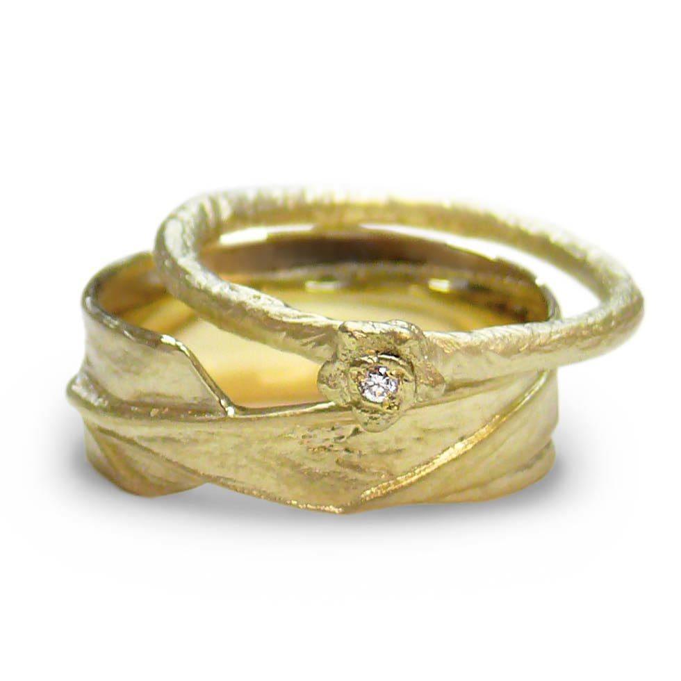 Trauringe vom Goldschmieden