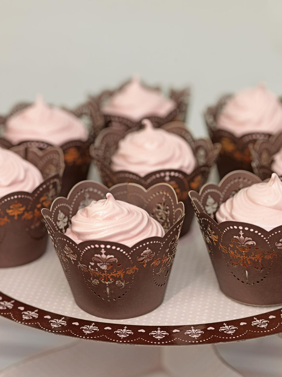 Cupcakes Marshmallow Frosting
