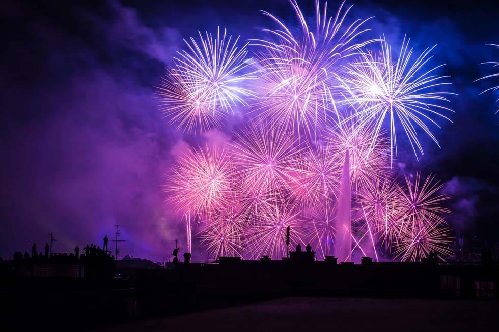 Feuerwerk Hochzeit Kosten