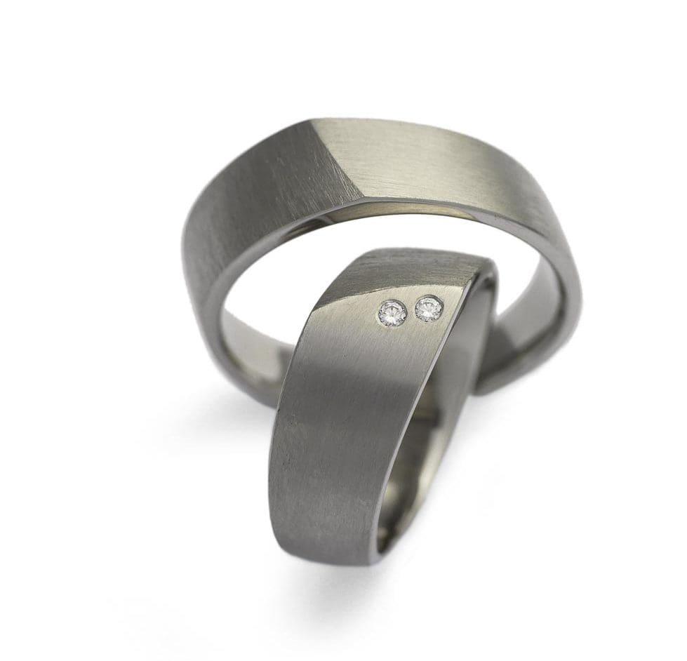 Hochzeitsringe diamant