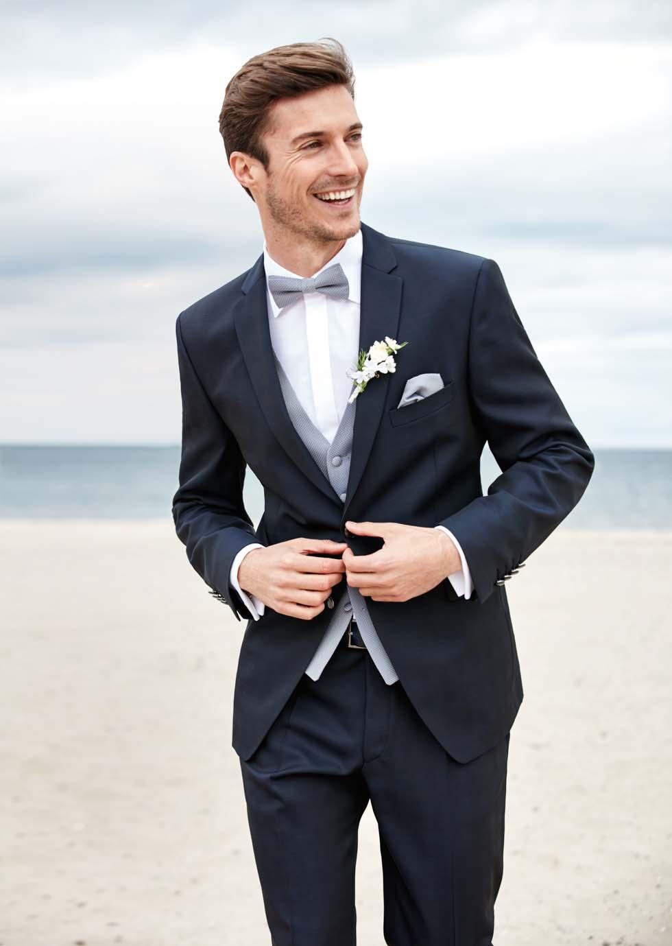 Welcher Hochzeitsanzug passt zu mir