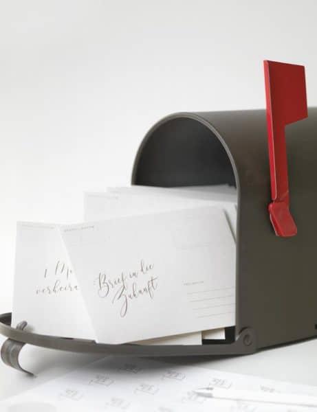 Brief zur Hochzeit