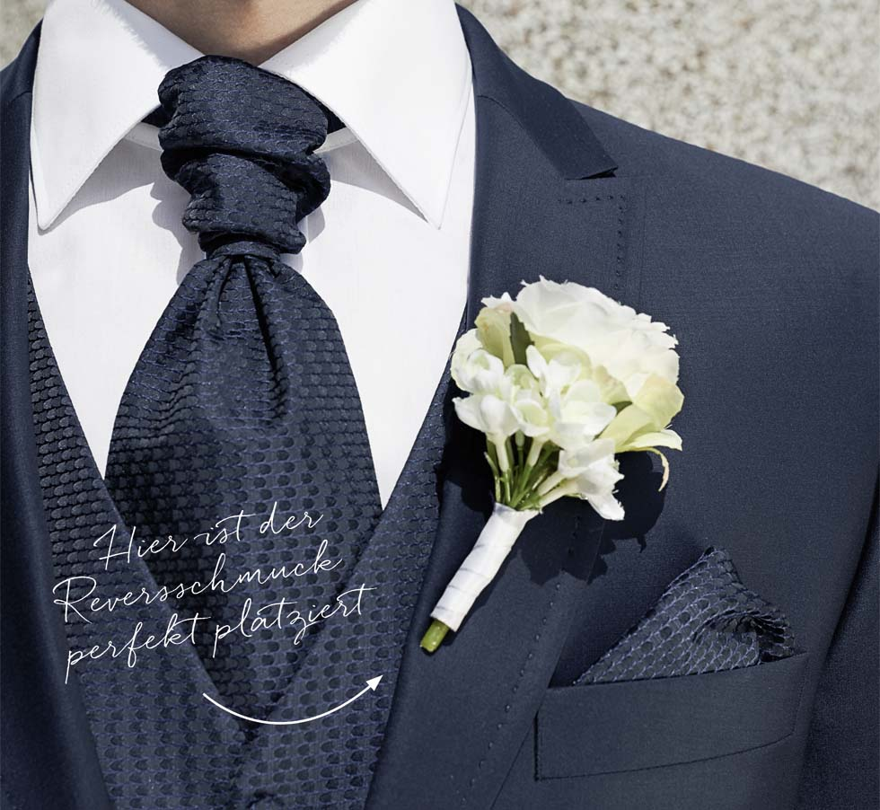 Hochzeitsanstecker