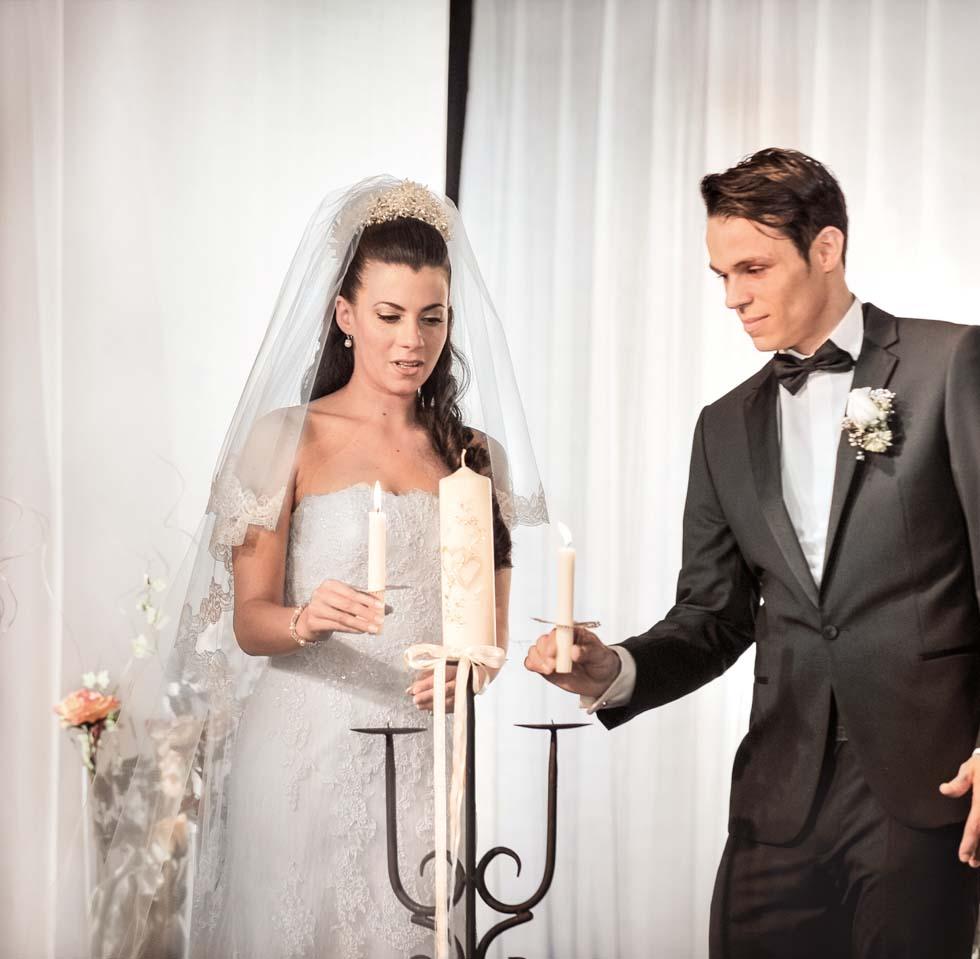 Hochzeitskerzen Trauung