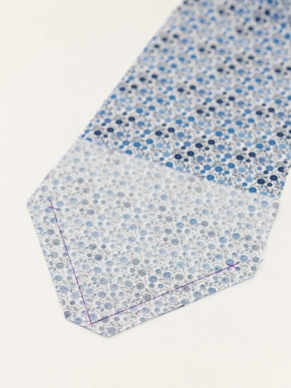 Krawatte selber nähen