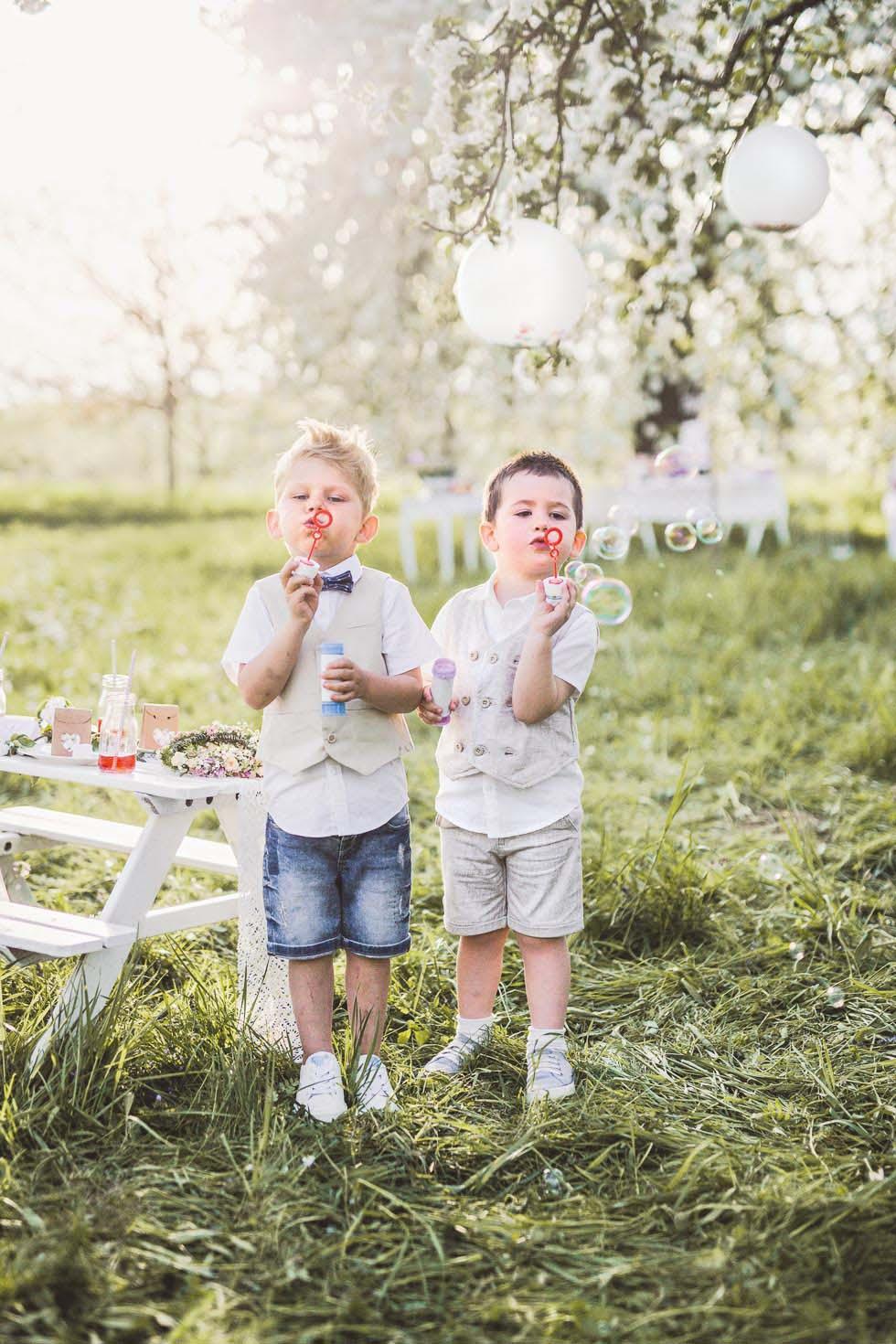 Spielecke Kinderbetreuung Hochzeit