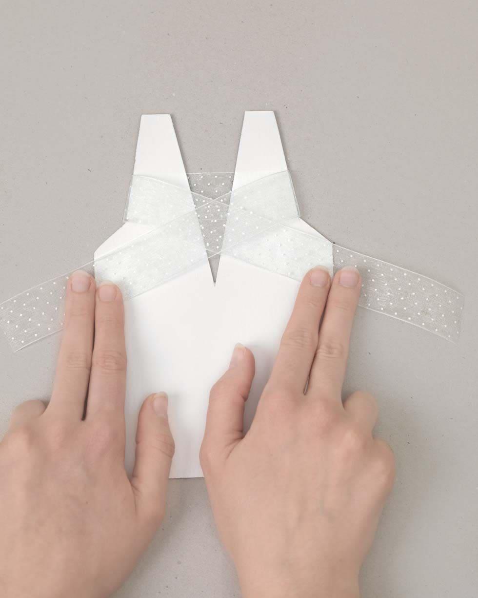 Anleitung Autoschleifen Hochzeit selber machen