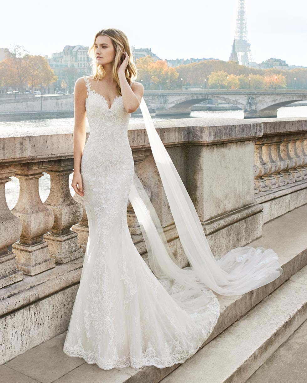 Brautkleid Mermaid