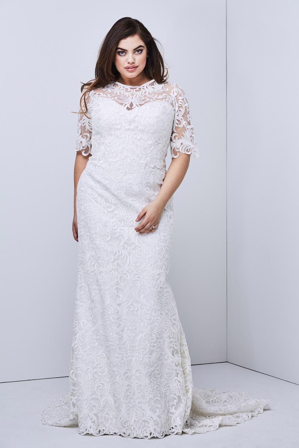 104 Atemberaubende Brautkleider In Grossen Grossen