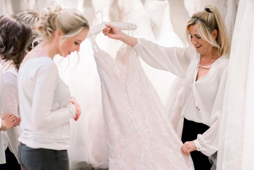 Brautmodegeschäft Brautliebe