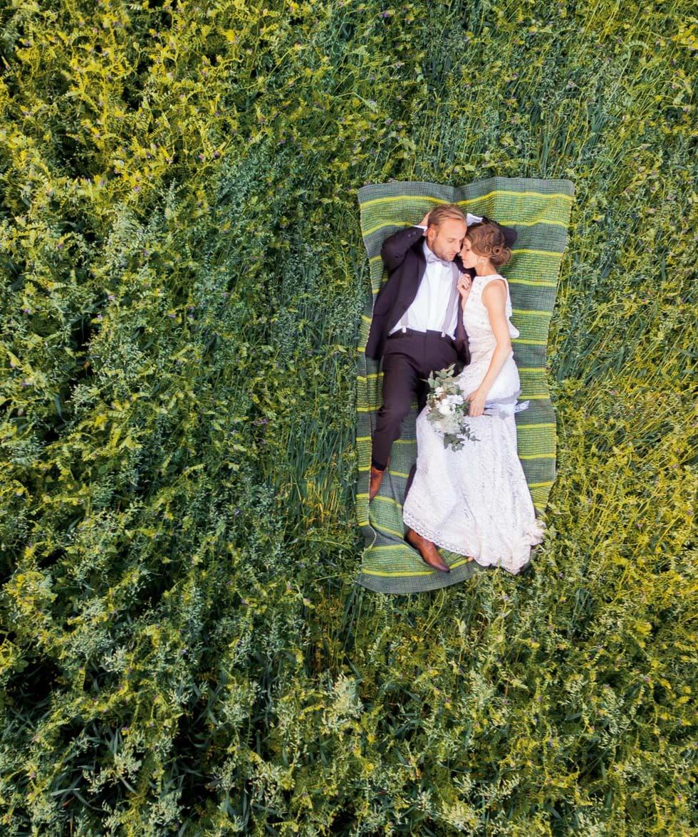 Hochzeitskonzept Greenery Hochzeit