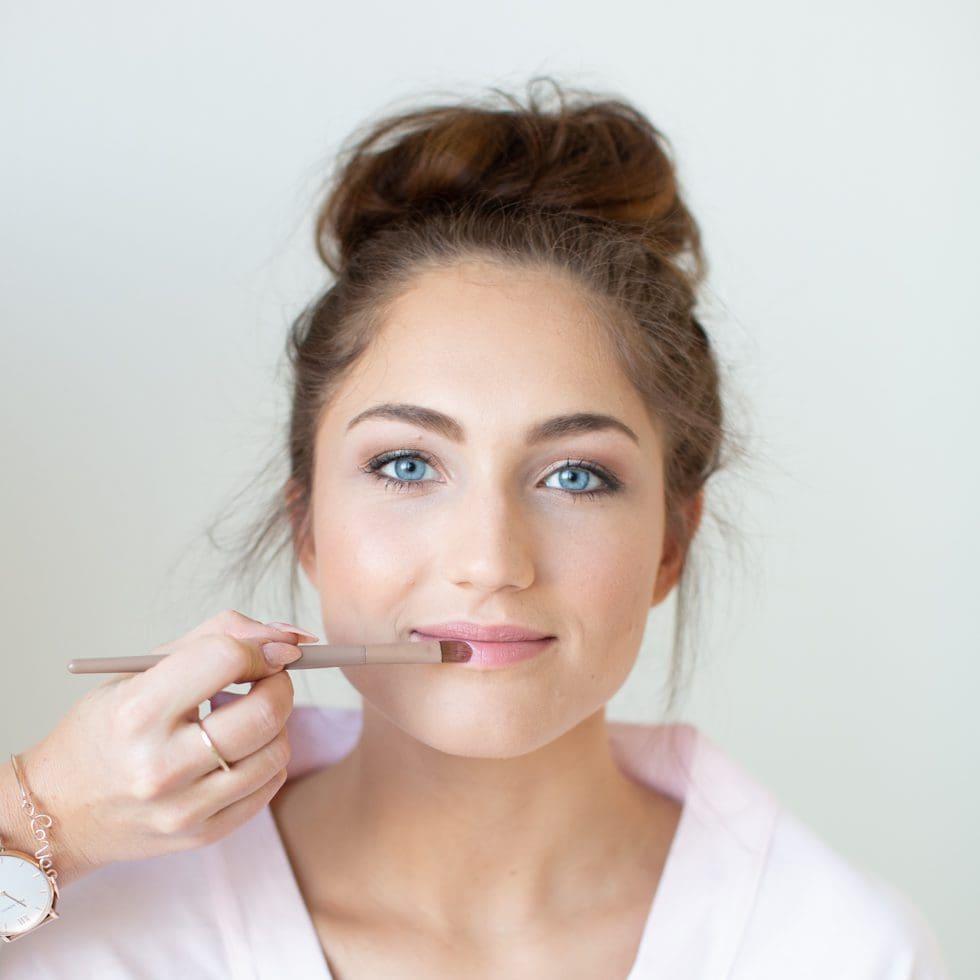 Braut-Make-up Nachmachen