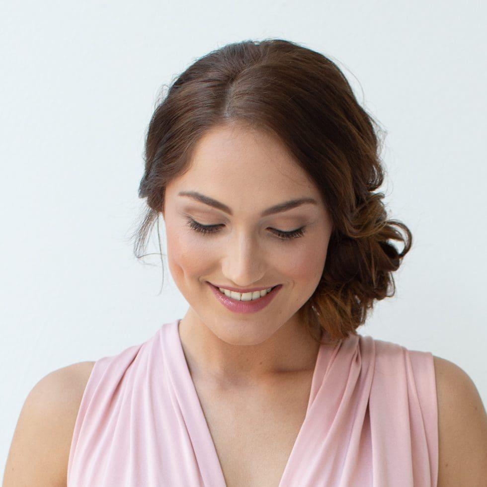 Braut-Make-up Anleitung
